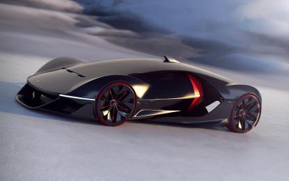 Manifesto, la Ferrari del futuro