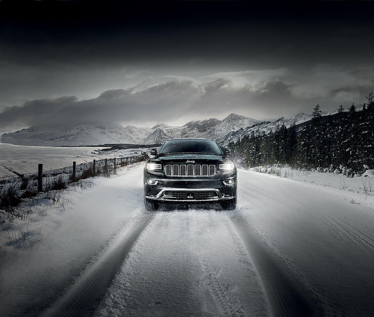 Winterproof: l'avventura invernale firmata Jeep