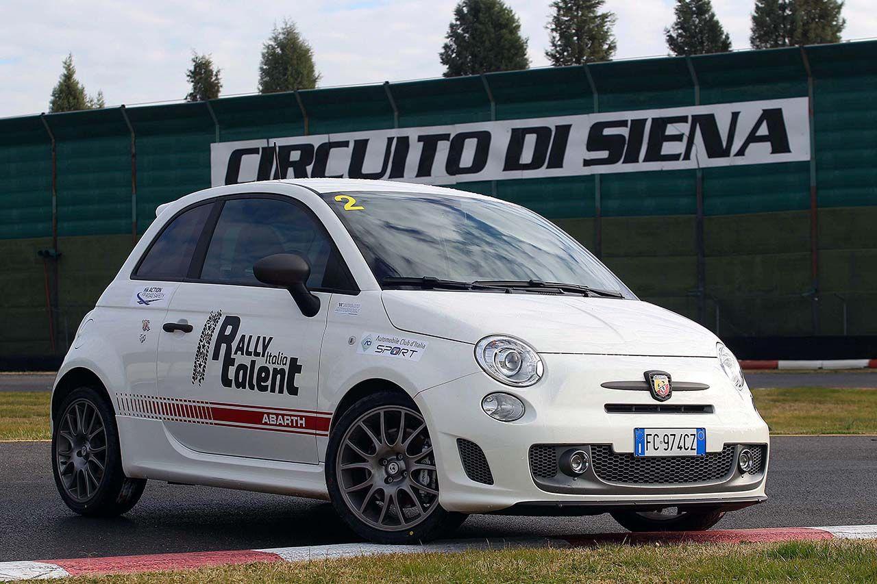 """Rally Italia Talent 2016"" Abarth"