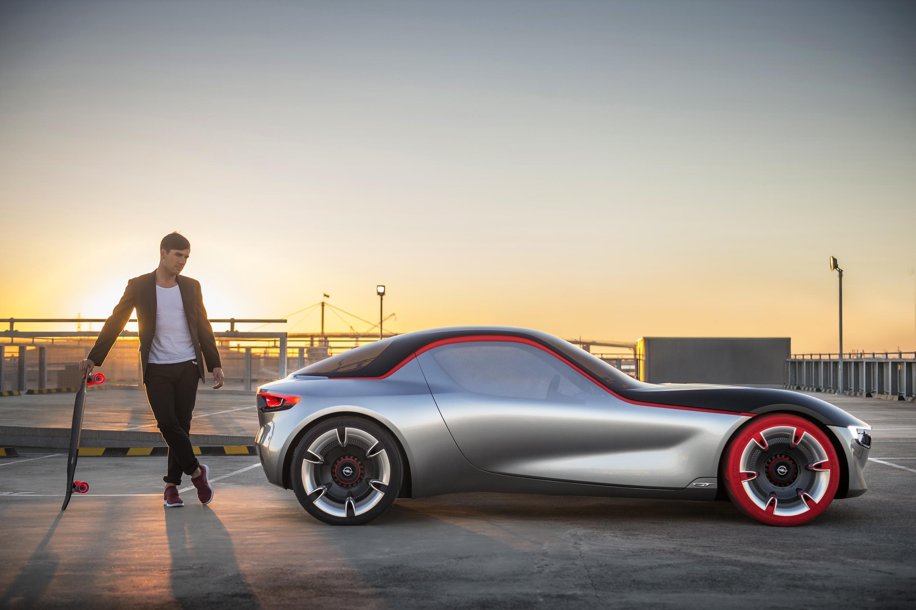 Opel GT Concept: la sportiva del futuro