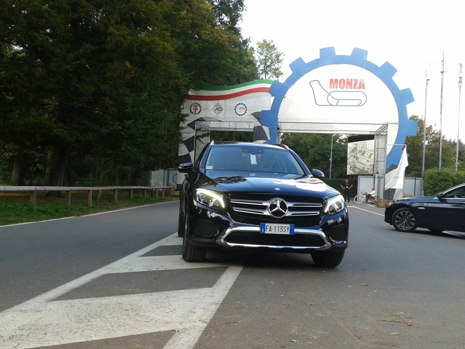 Un concorso per l'ingresso dell'Autodromo