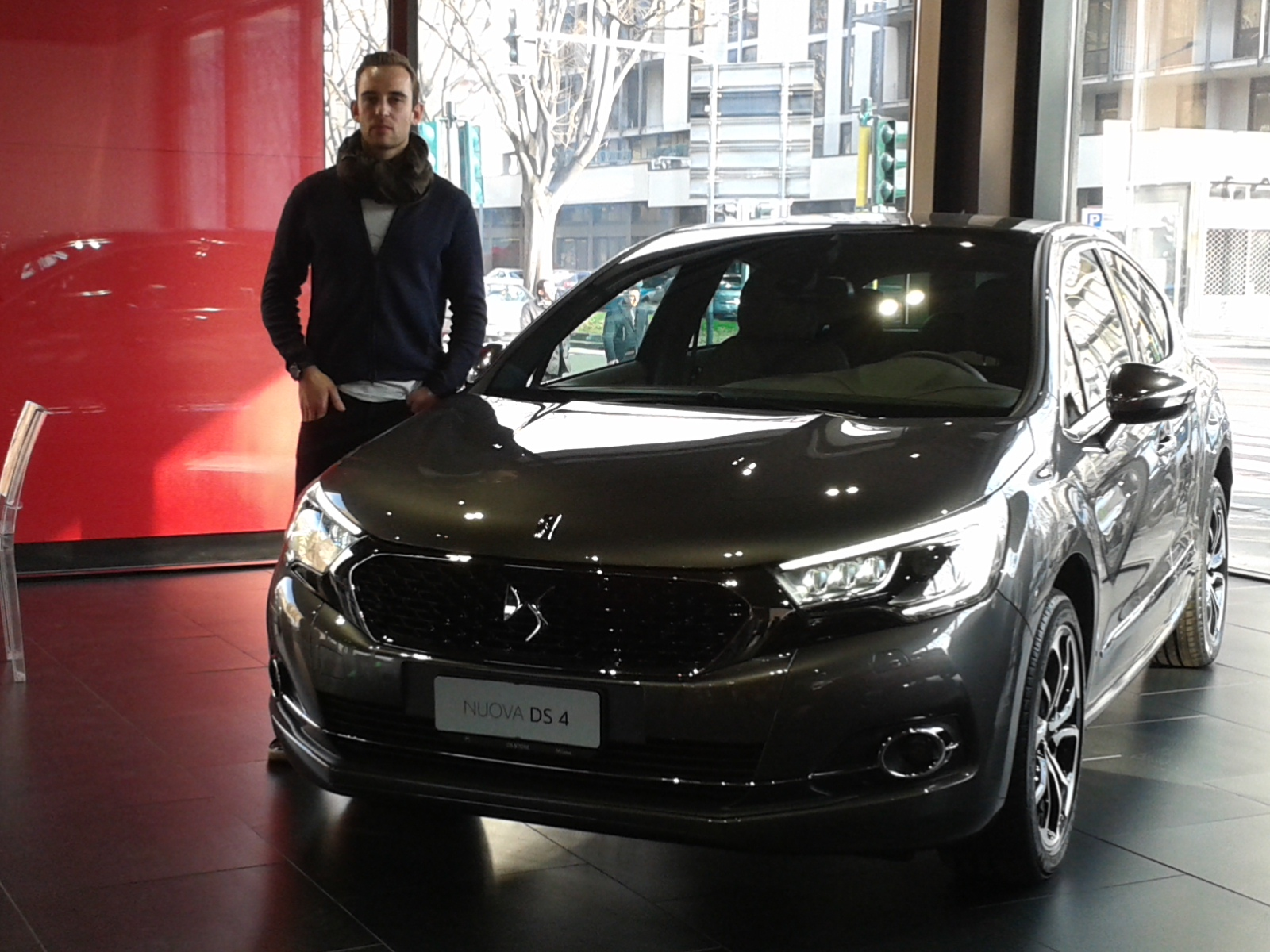 """The DS Writer"": Joël Dicker per DS4 e DS4 Crossback"