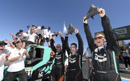 PETRONAS trionfa alla Dakar 2016