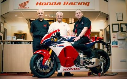 Honda RC213V-S: la prima consegna