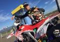 KYT Helmets in Moto3 con Andrea Locatelli
