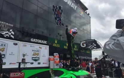 Daytona: Extreme Speed Ligier claims first LMP2 win