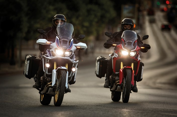 Fino al 23 gennaio l'Adventure Week Honda