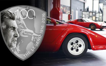 Ferruccio Lamborghini Anniversary