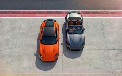 Jaguar F-Type SVR: debutto a Ginevra