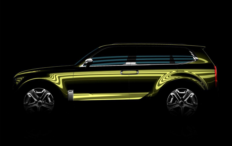 Kia: un nuovo concept di SUV al NAIAS