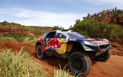 Dakar: seconda doppietta consecutiva Peugeot