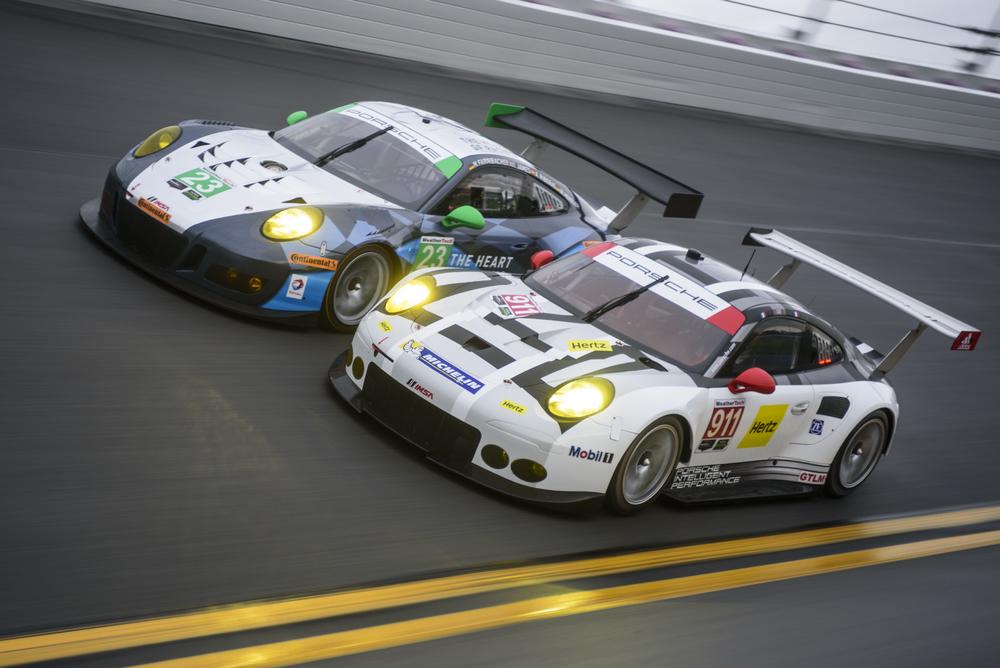 Porsche alla 24 Ore di Daytona