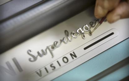 Touring Superleggera: 90 anni con una novità