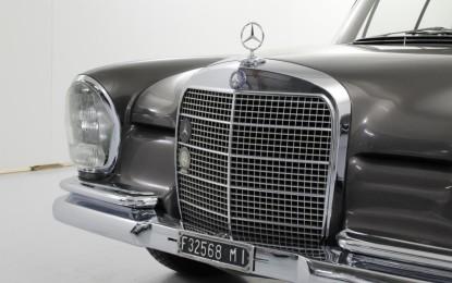L'usato garantito Mercedes ad Automotoretrò