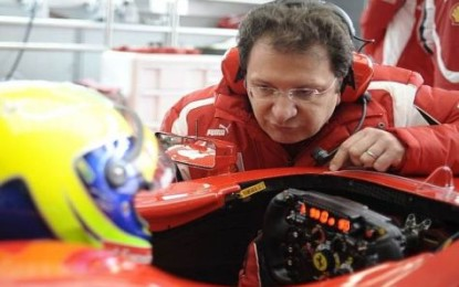 Nikolas Tombazis in Manor F1 Team