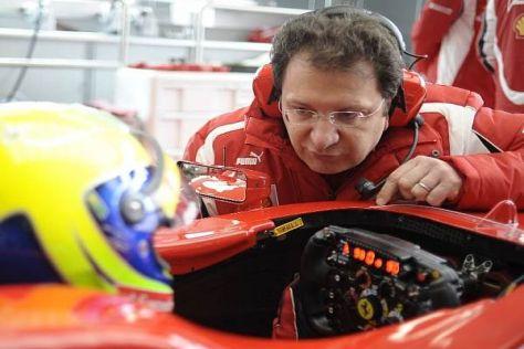 Nikolas Tombazis in Manor F1 Team