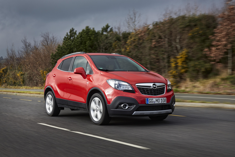 Opel Mokka al traguardo dei 500.000 ordini