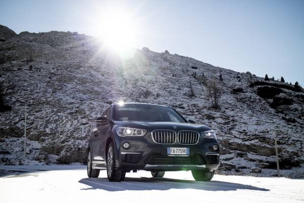 BMW xDrive Experience riparte in Alta Badia