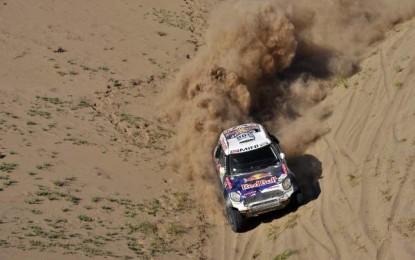 Dakar: quattro MINI ALL4 nella top 10