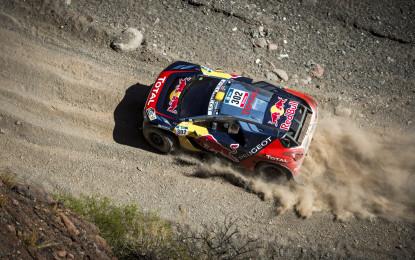 Dakar: 8° tappa movimentata per Peugeot
