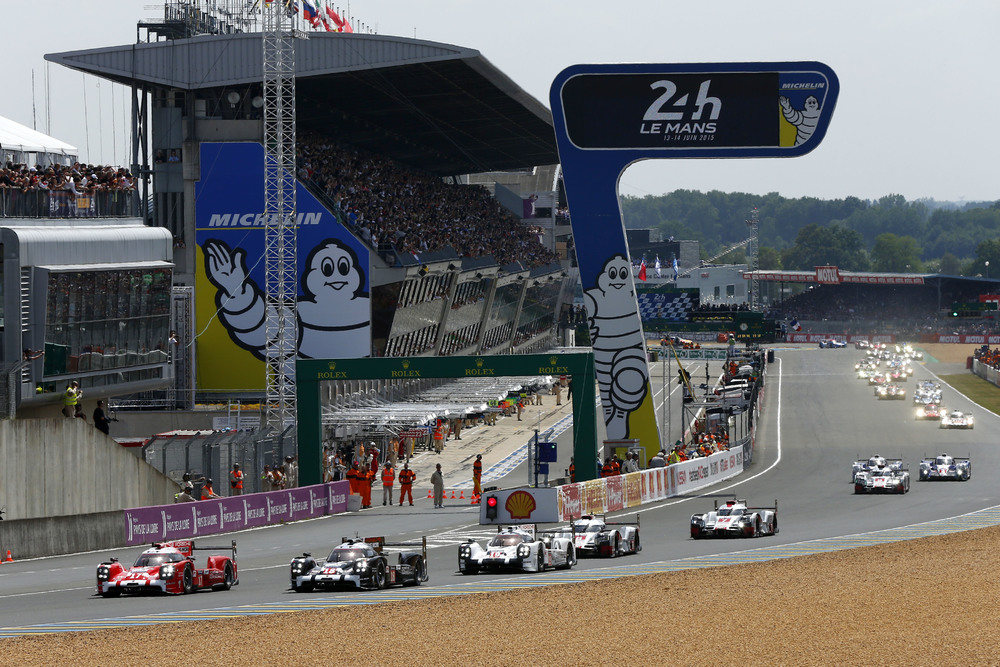 Best of 2015: 24 Ore di Le Mans