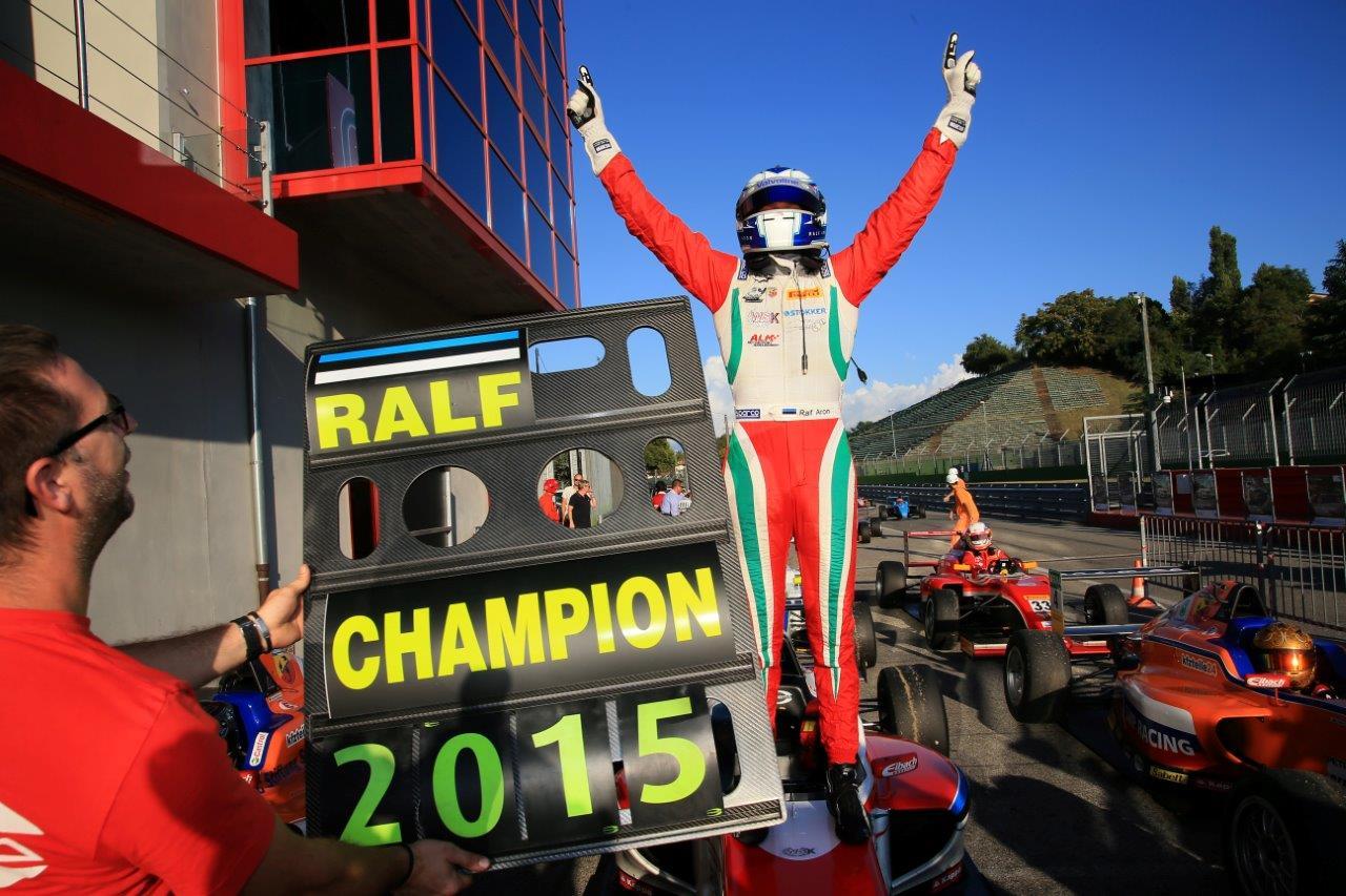 L'Italian F.4 Championship premia i suoi campioni