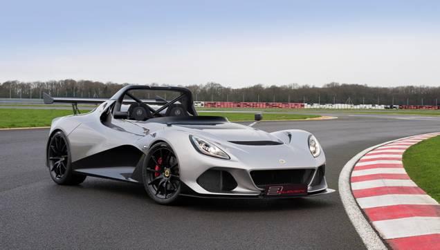 Lotus 3-Eleven: ancora più veloce!