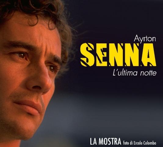 Ayrton Senna: una mostra a Monza