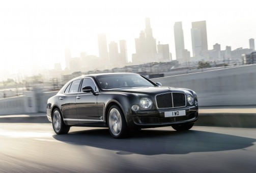 Bentley supera quota 10mila