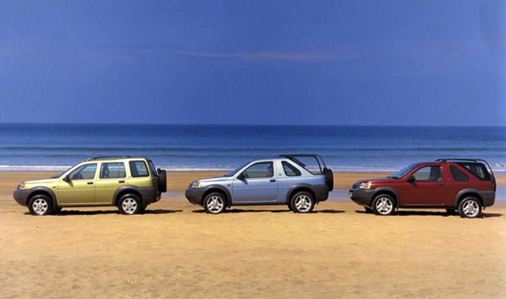 "Freelander 1 ""Land Rover Heritage"""