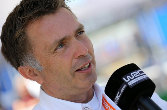 'No date' set for Capito's McLaren move