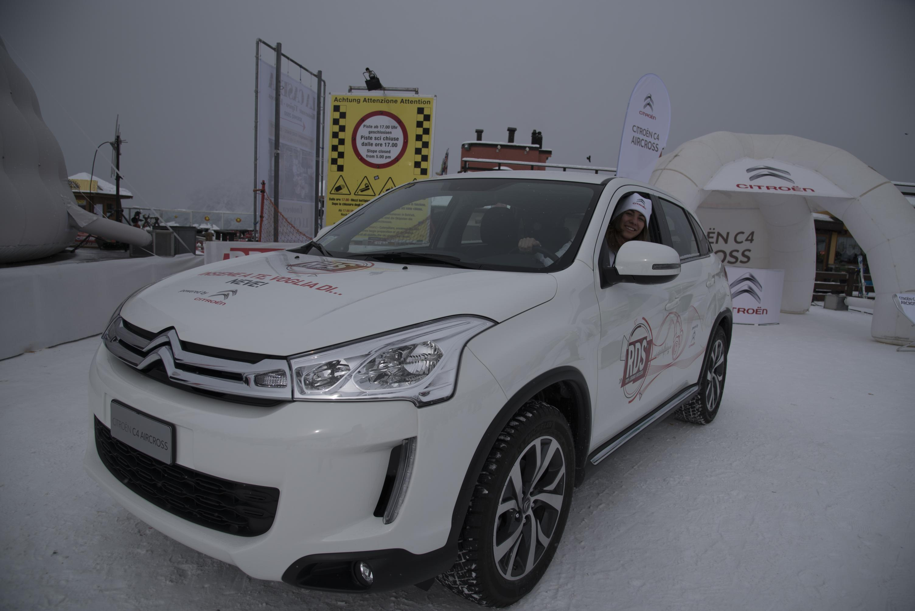 Citroën C4 Aircross e RDS Play on Tour