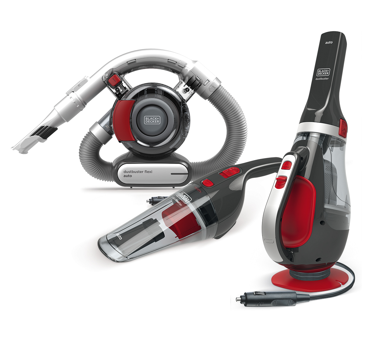 Dustbuster® Auto™ di BLACK+DECKER
