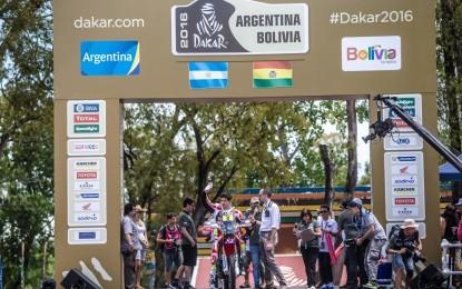 Dakar: Joan Barreda kicks off with a win