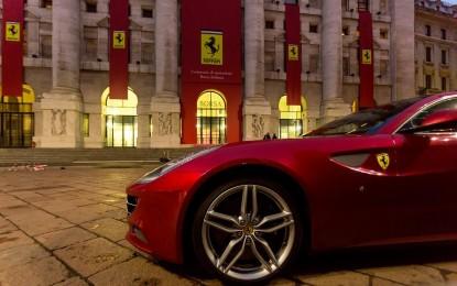 Domani debutto in Borsa per la Ferrari