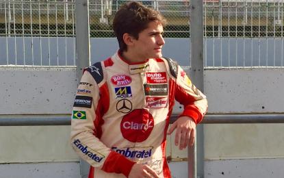 Pietro Fittipaldi joins Formula V8 3.5 Series