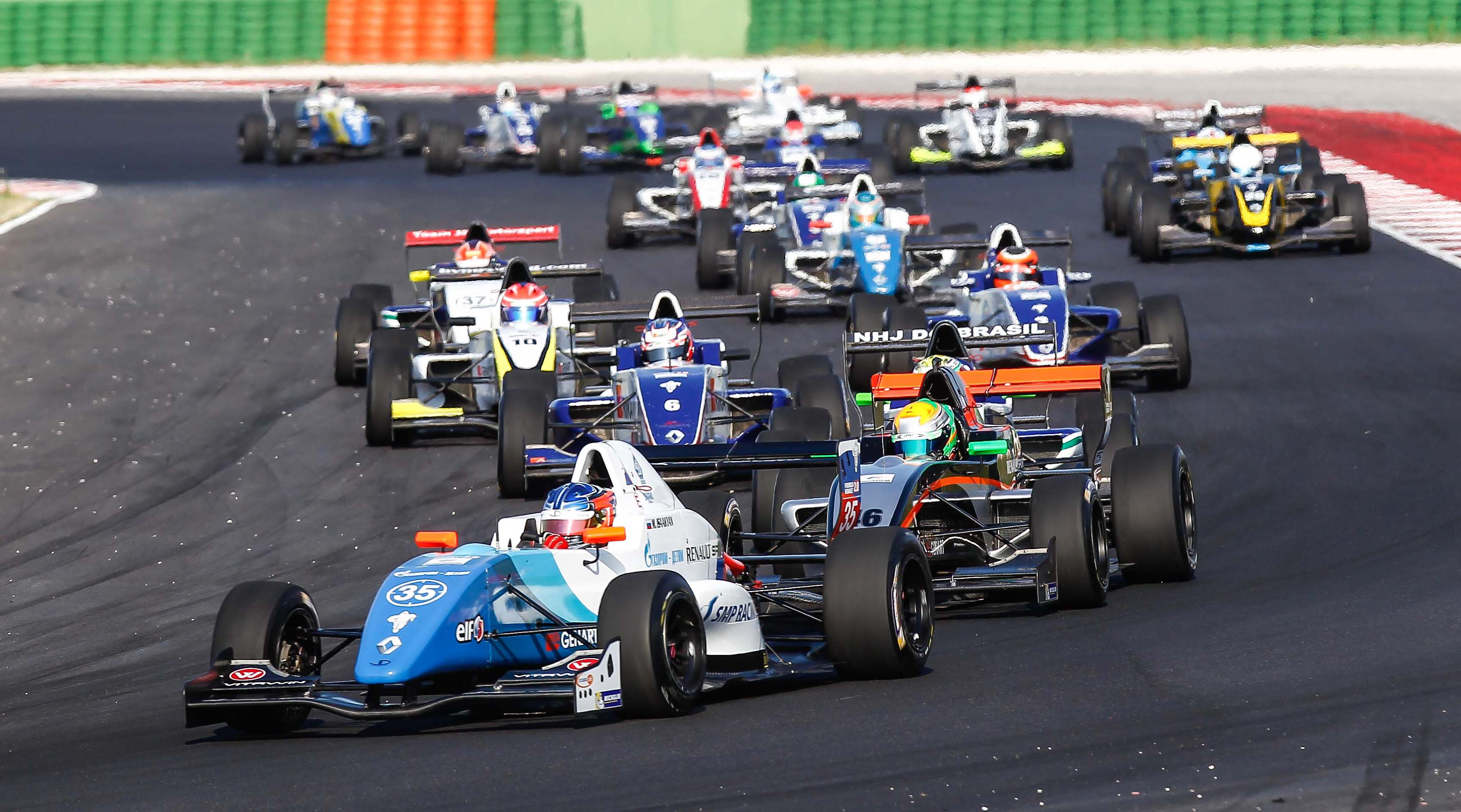 Formula Renault 2.0 ALPS: finita