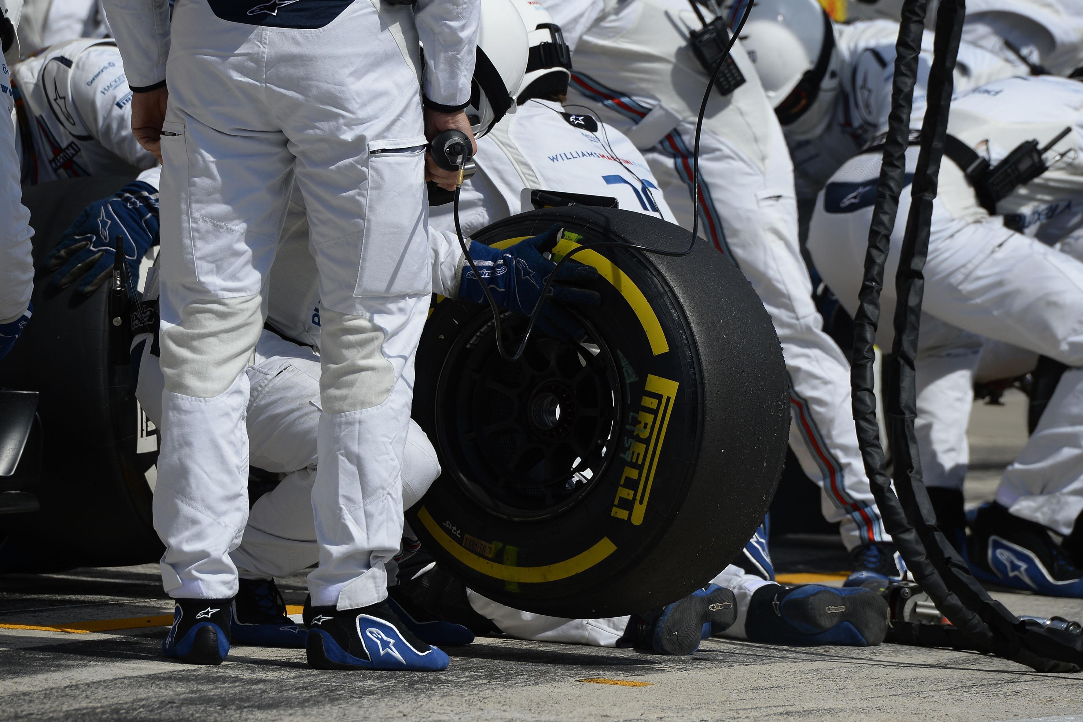 Pirelli invita la F1 per parlare di futuro