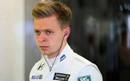 Magnussen al posto di Maldonado?