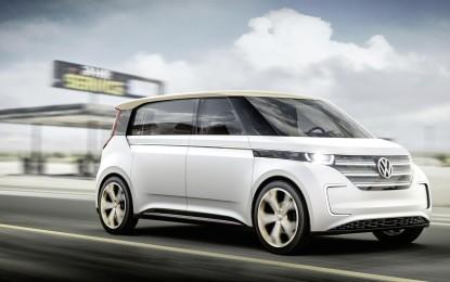 VW: anteprima mondiale prototipo BUDD-e
