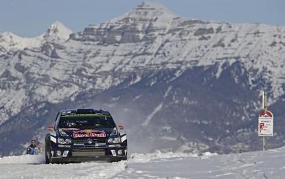 Doppietta Volkswagen al Rally di Montecarlo