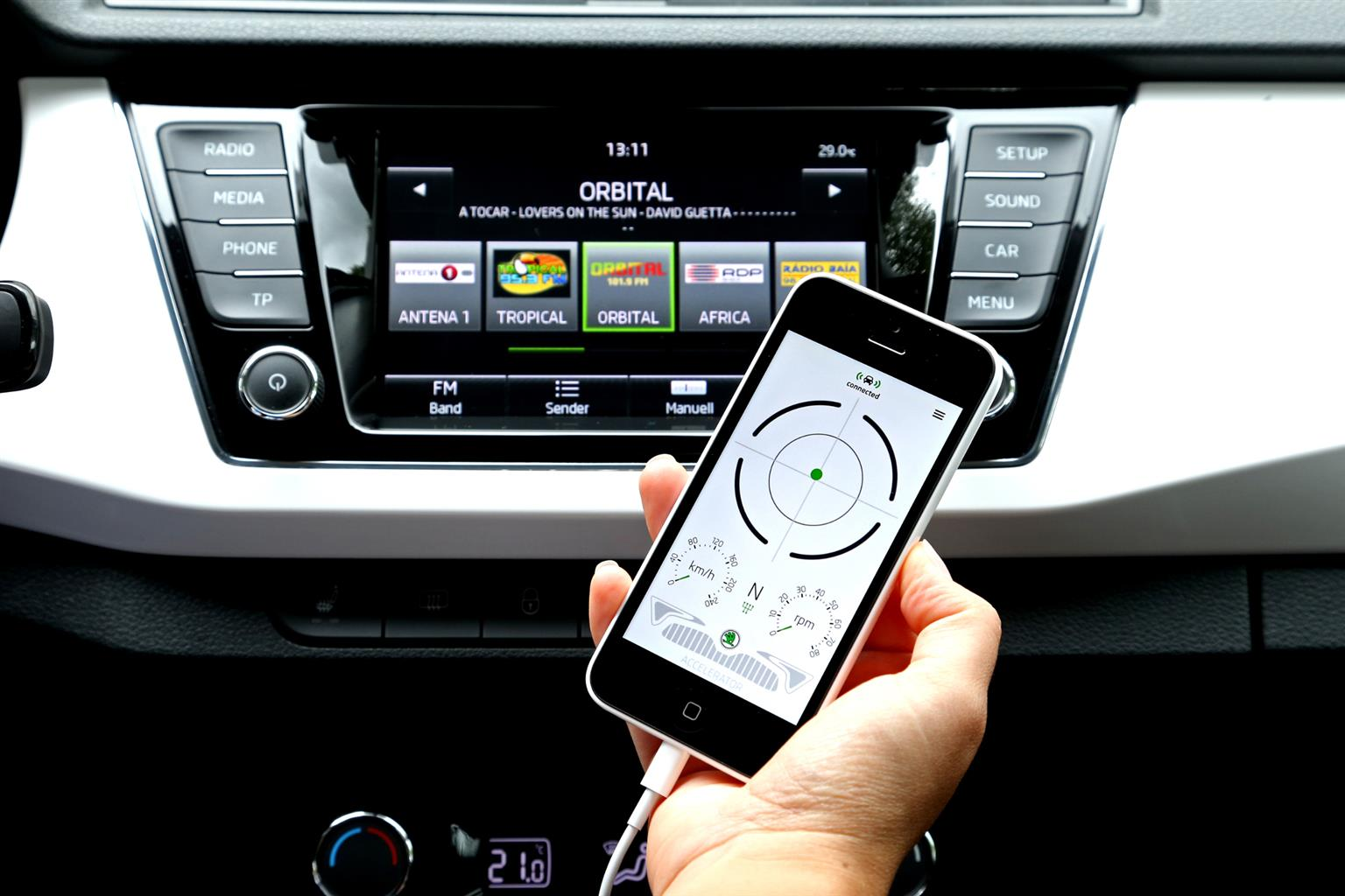 Connected Car Award a ŠKODA