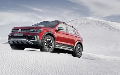 NAIAS: VW Tiguan GTE Active Concept
