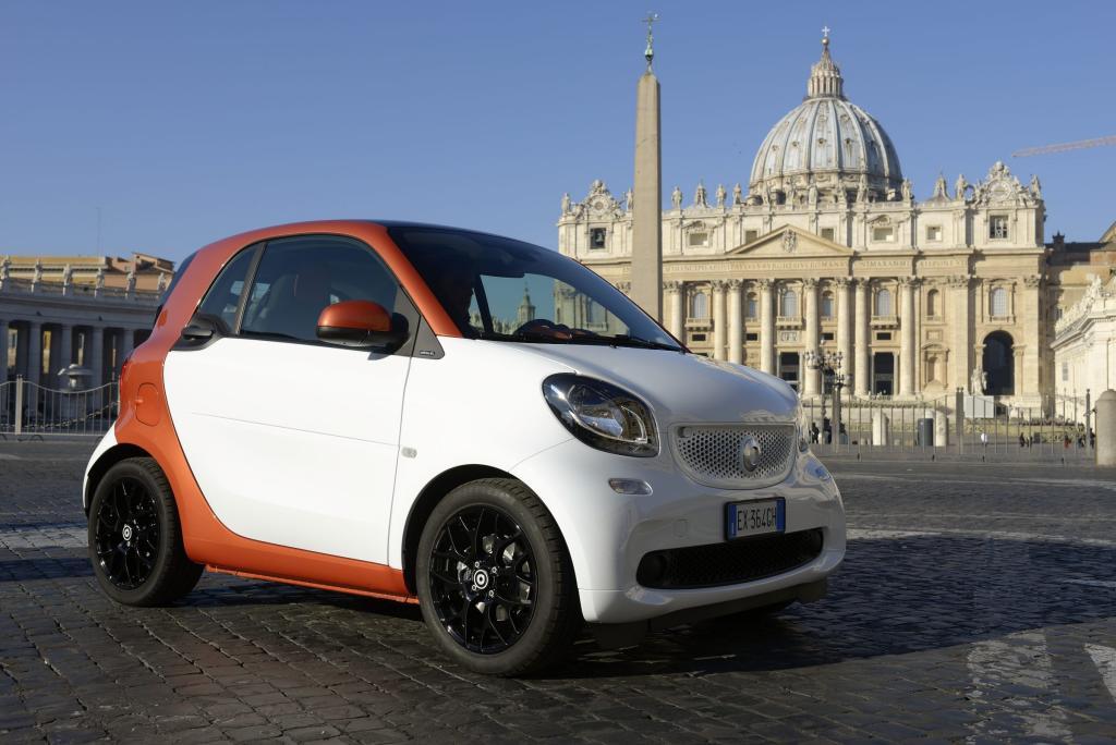 smart center Roma trasforma gli scooter in smart