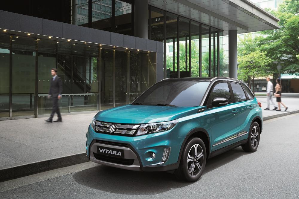 Suzuki Italia: nel 2015 più vendite e market share