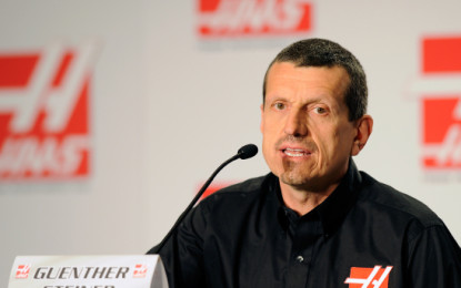 Haas F1 Team: Guenther Steiner Q&A