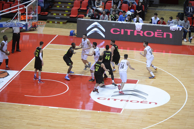 Citroën Italia title sponsor Lega Pallacanestro