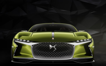 DS E-TENSE anticipa il futuro