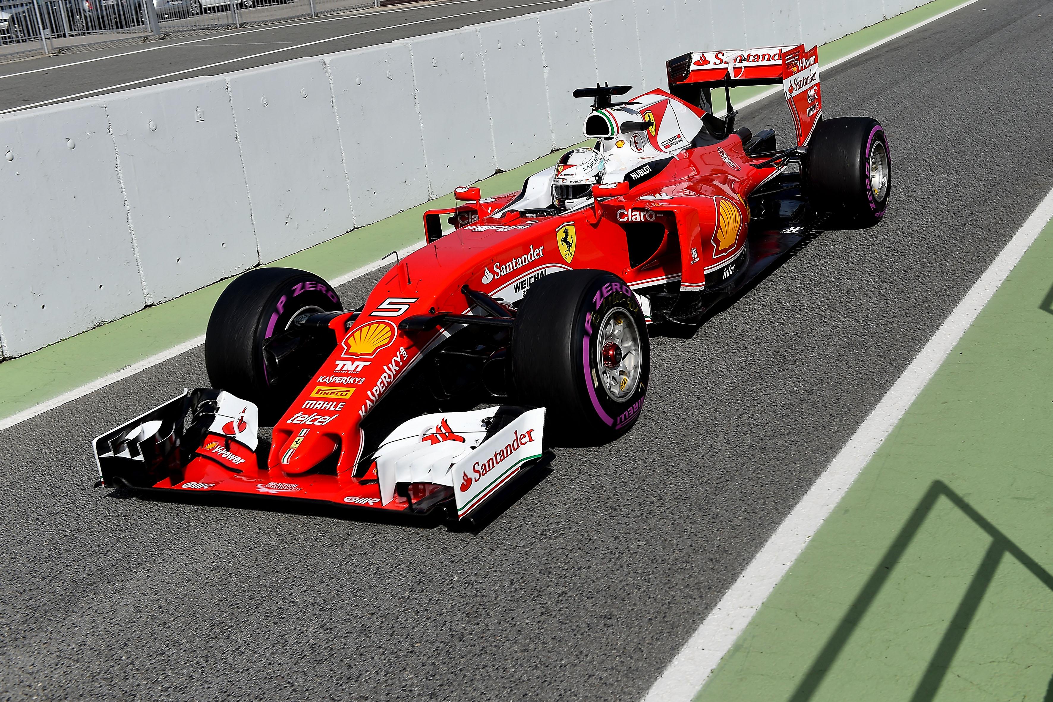 Ferrari: Vettel miglior tempo anche oggi