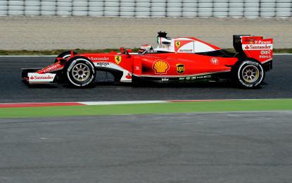 Tecnica Ferrari: gli intercooler sono due